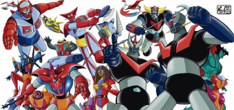 Go Nagai Collection: Goldrake, il Grande Mazinga e Getter Robot G