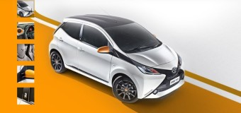 Non solo accessori, disponibile su Amazon la Toyota Aygo!