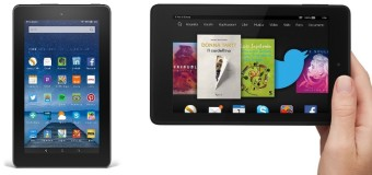 Tablet Fire e Fire HD di Amazon