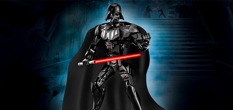 star wars lego darth vader